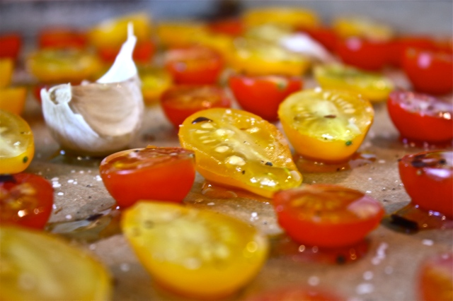Sl0w-Roasted Tomatoes