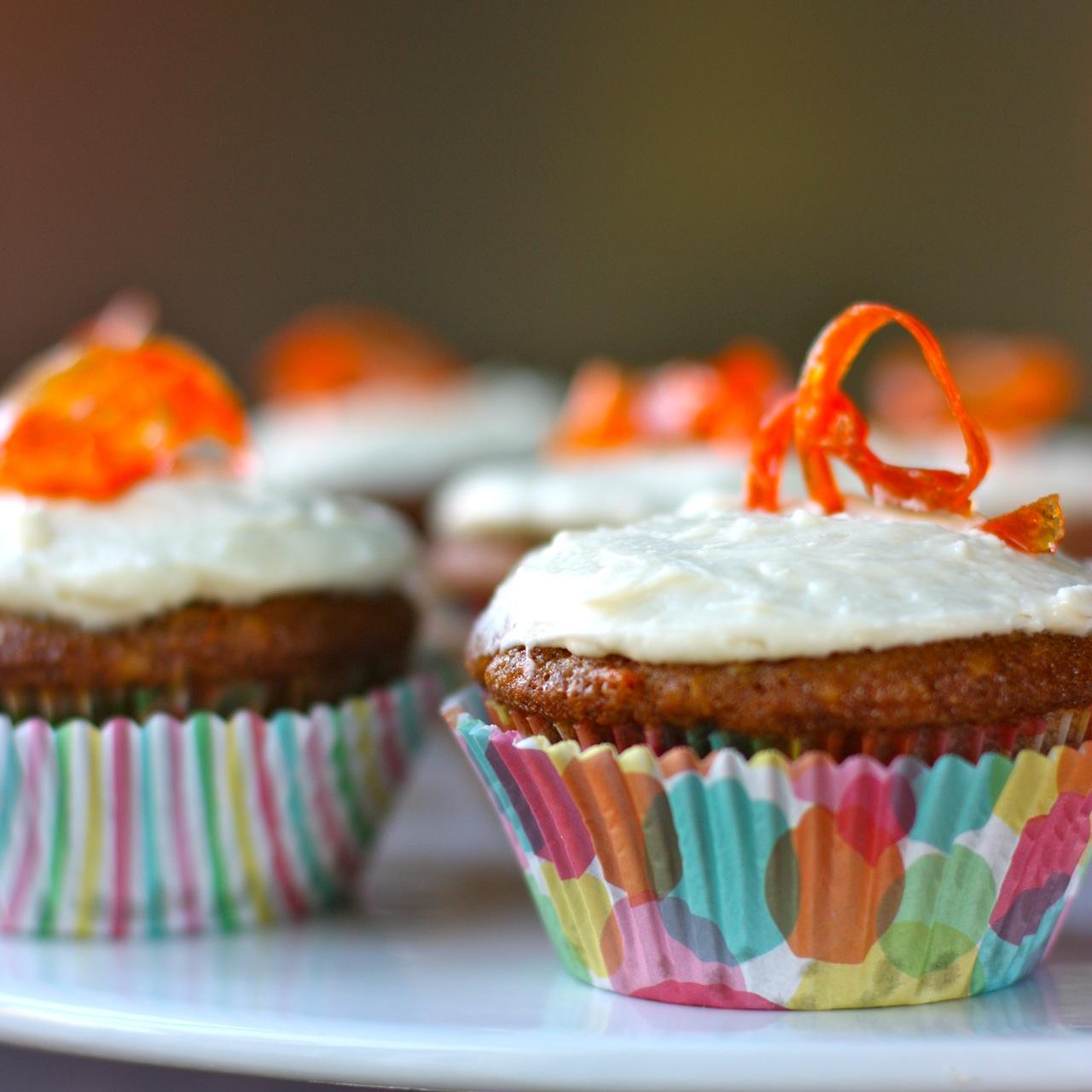 Honey Carrot Cake