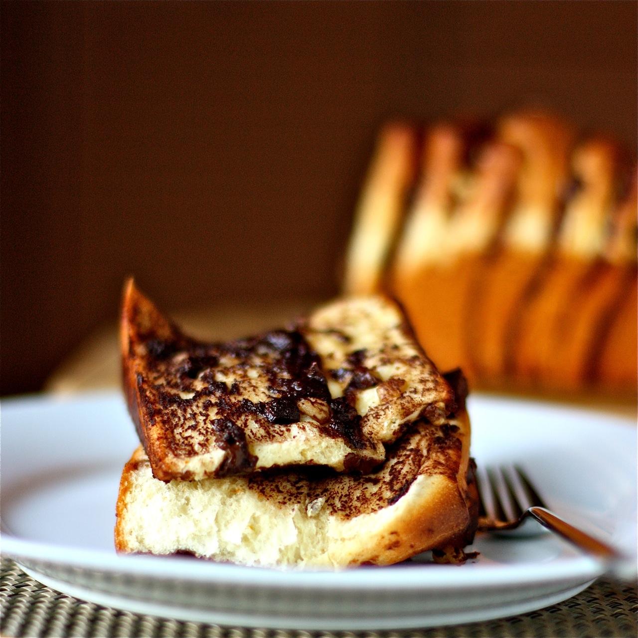 pull apart bread nutella banana pull apart nutella pull apart bread ...