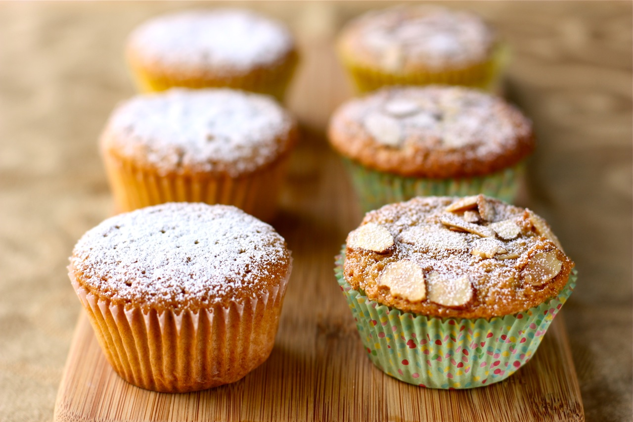 olive oil muffins | daisy's world