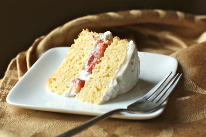 Costa Rican Cream Cake