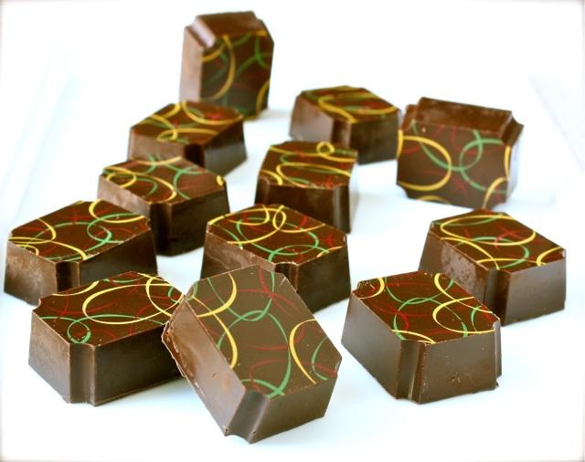 Chocolate Caramel Pound Cake Recipe
