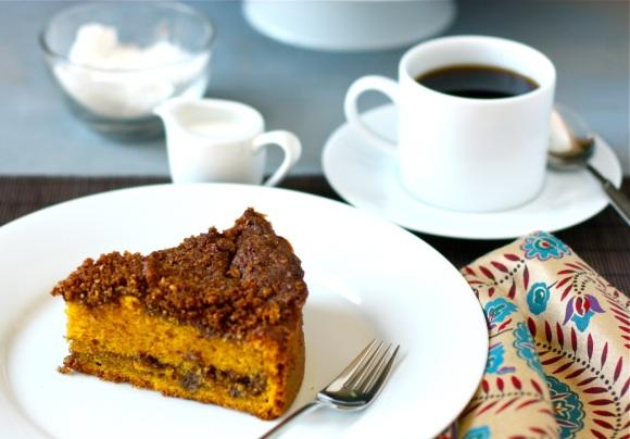 Coffee Cake Glaze Powdered Sugar