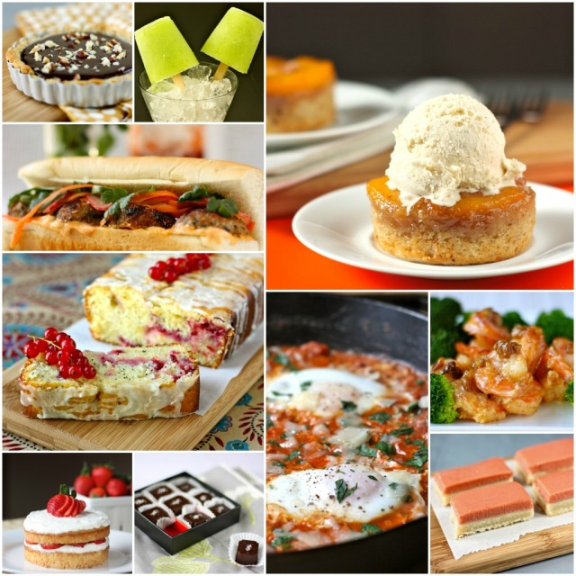 2012 favorite dishes