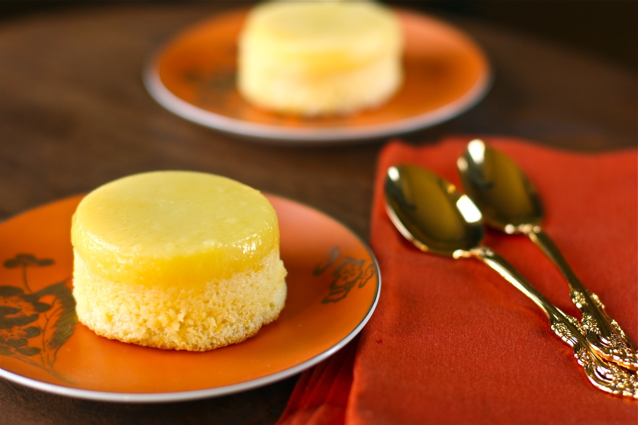 meyer lemon pudding cakes | daisy's world