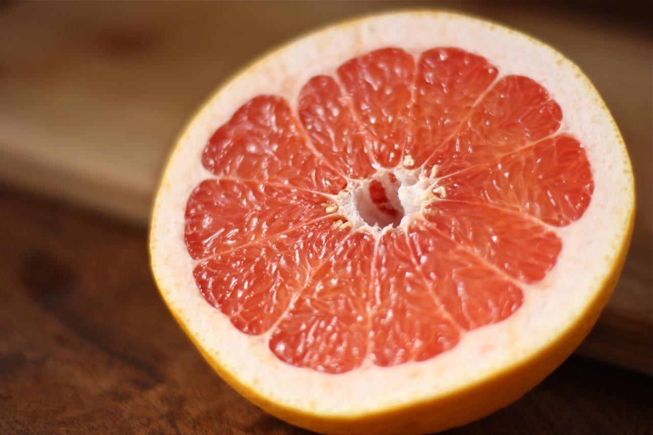 Grapefruit Granita — Rezepte Suchen