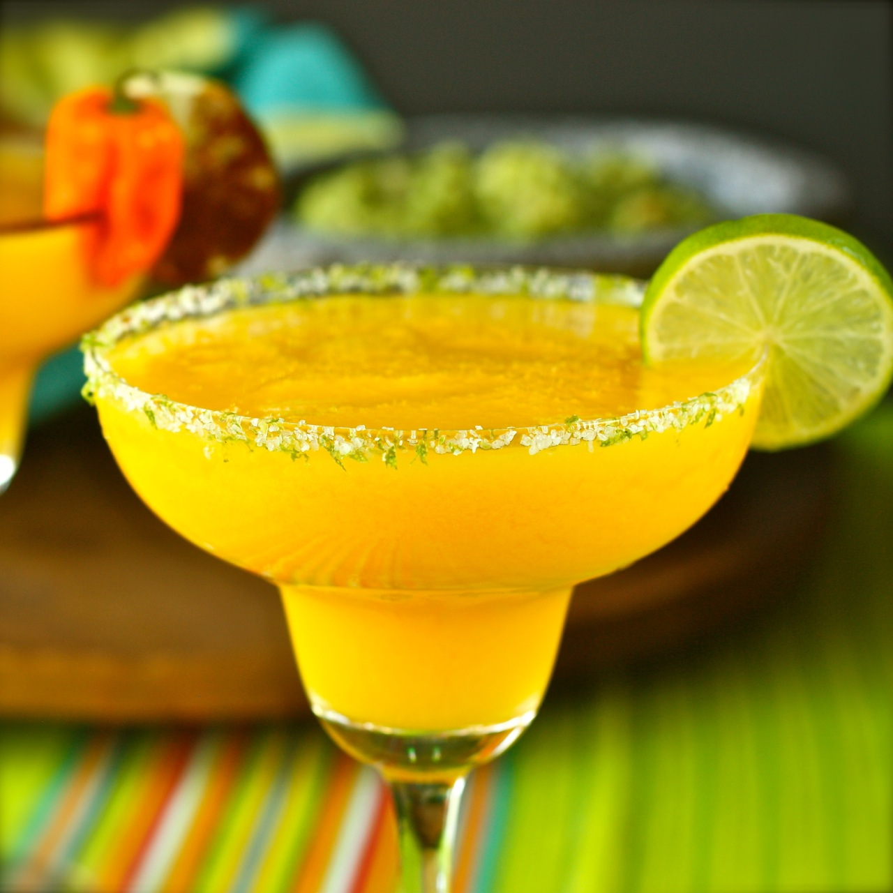 mango margaritas | daisy's world