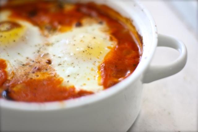 Baked Feta in Tomato Sauce