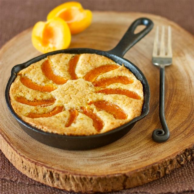 Apricot Cakes