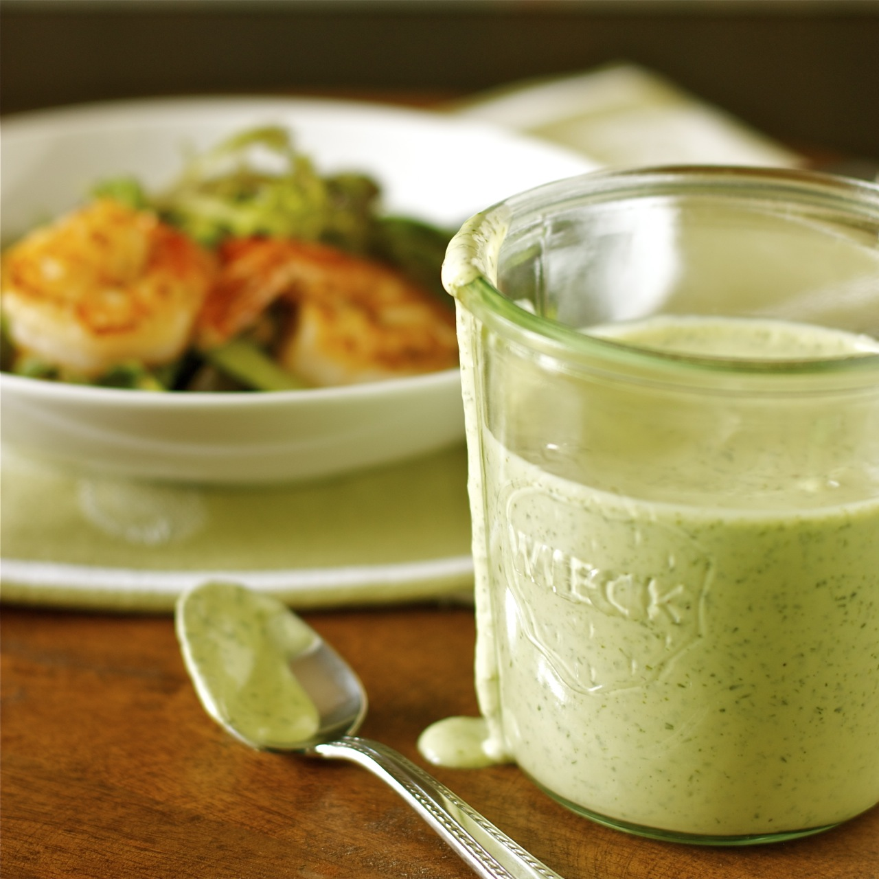 Green Goddess Dressing | daisysworld.net