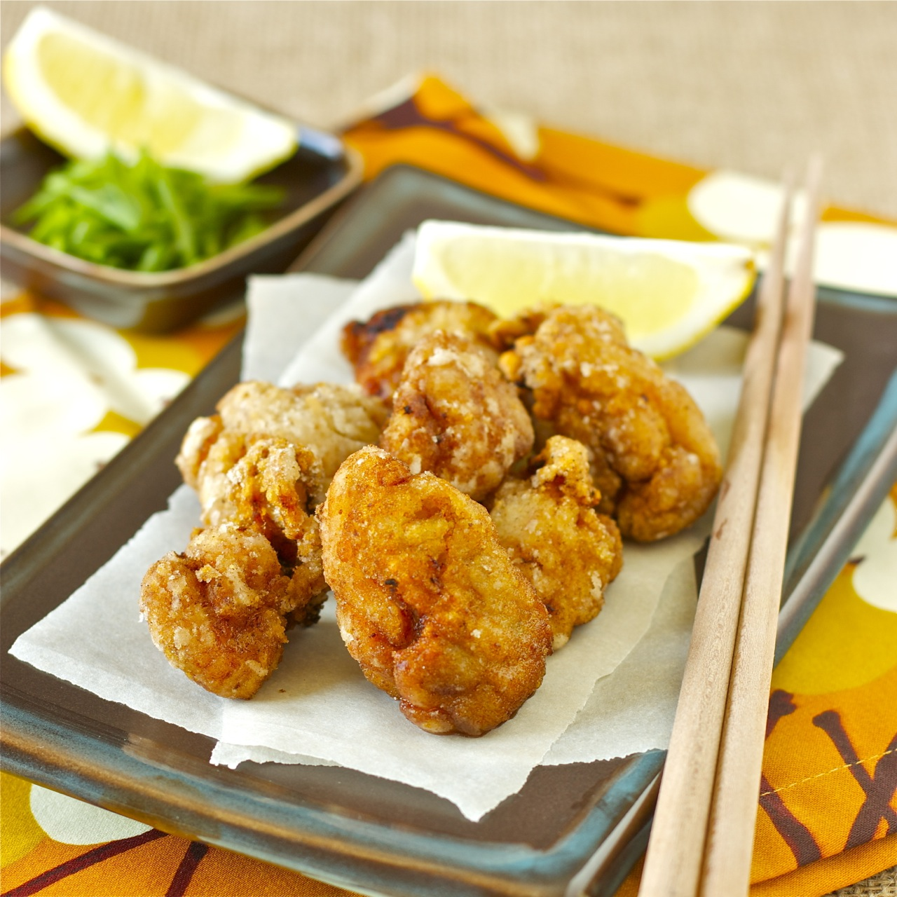 Chicken Karaage: Japanese Fried Chicken | daisysworld.net