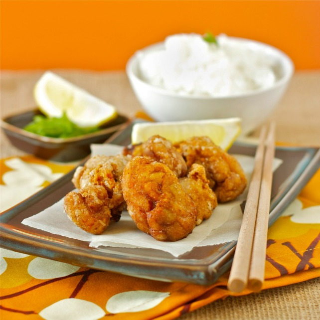 Chicken Karaage: Japanese Fried Chicken