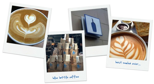 Blue Bottle, San Francisco
