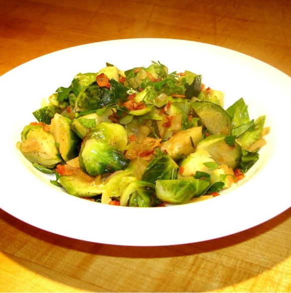 Round-up of Brussels Sprouts Recipes