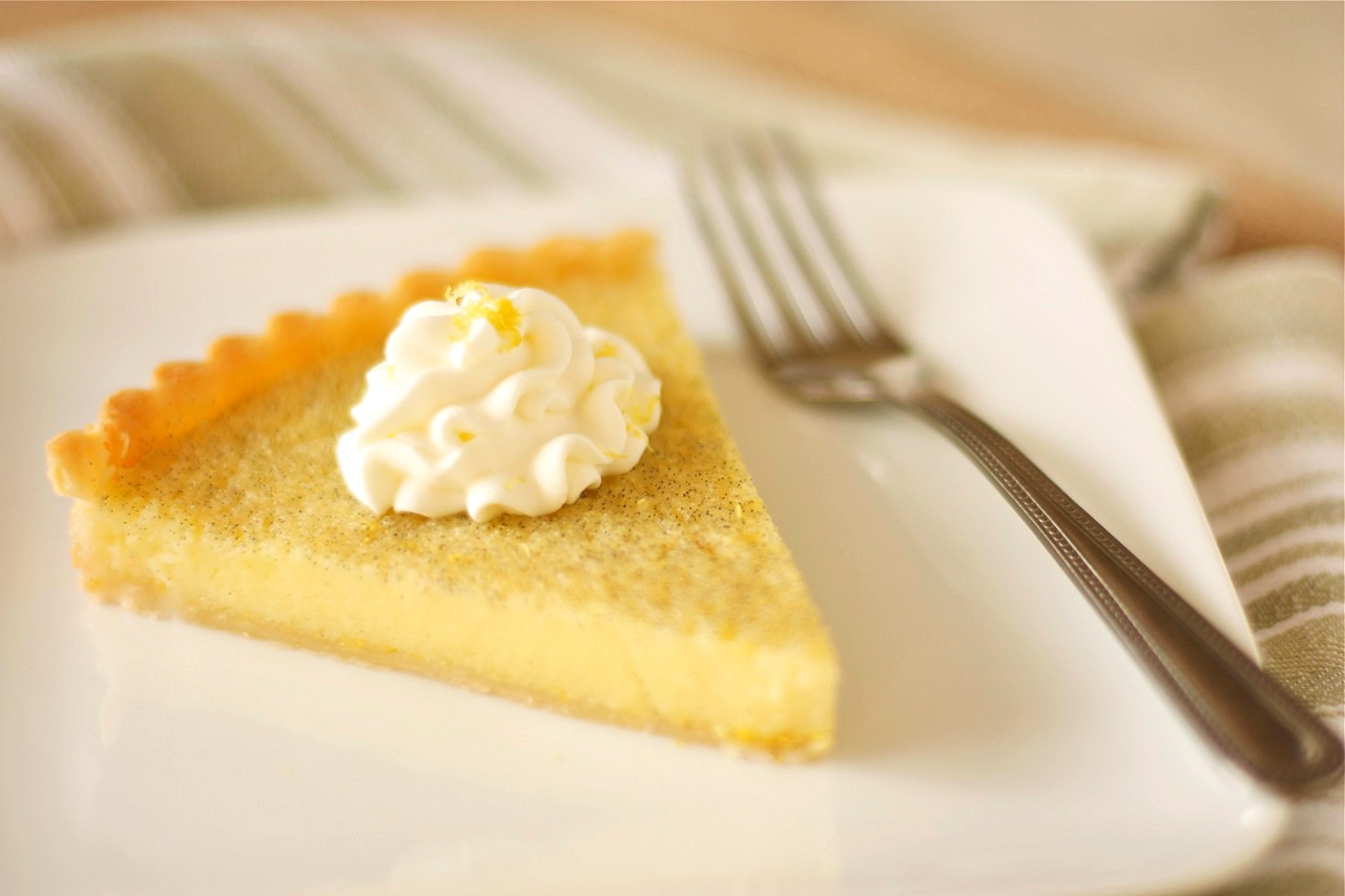 ... lemon chess pie is really a lemon chess tart. Delicious nonetheless